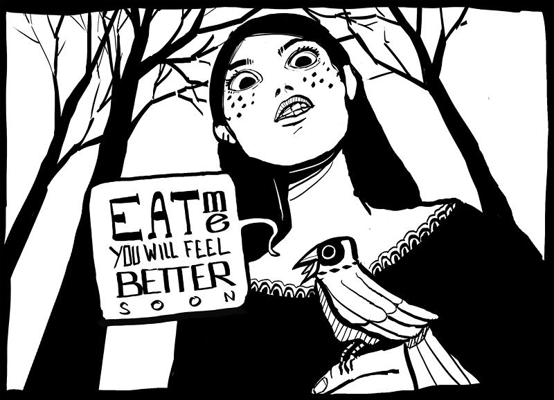 Listen to the bird