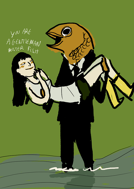 Fisherwoman 2